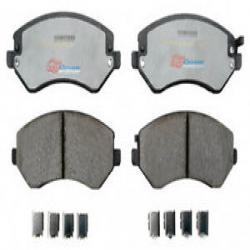 Disc Brake Pad Set-Quiet Stop Ceramic Brake Pad Set Raybestos PGD370QS